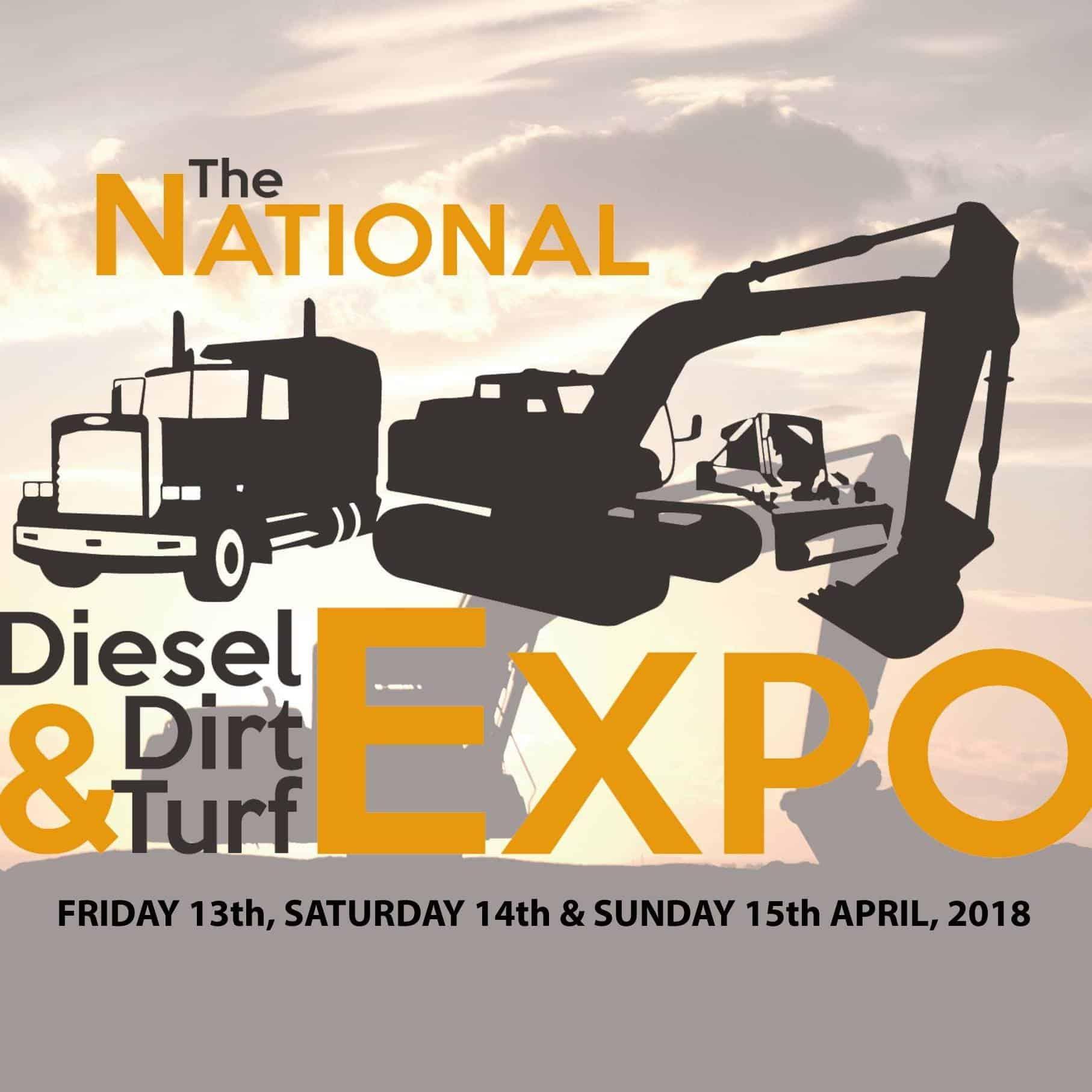 Diesel Dirt N Turf 2018 – Finished