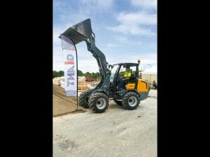 Tobroco Giant V5003 Compact Wheel Loader Delta Equipment 10 Reasons to Buy a Giant