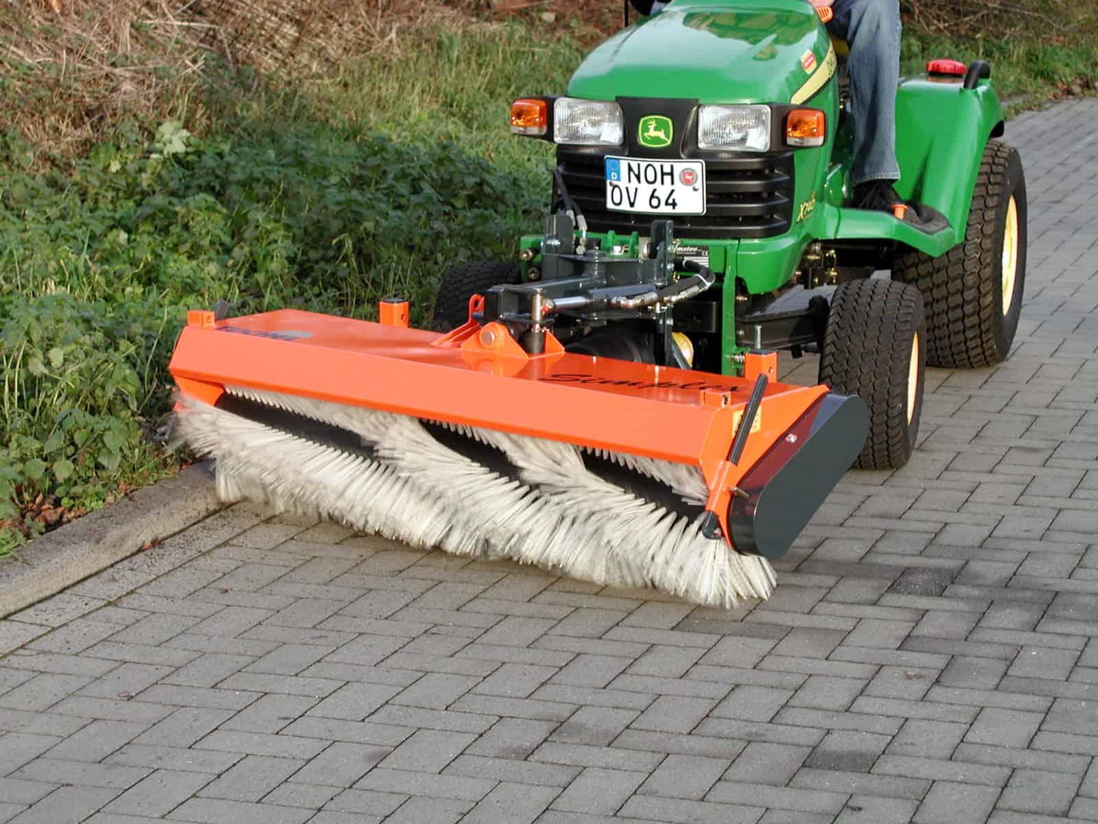 Tuchel Sweeper Broom Simplex