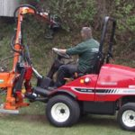 Rinieri 4-BRM 150 hedge trimmer attachment