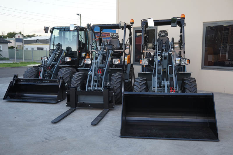 Tobroco Giant Loaders Delta Equipment Line up 2